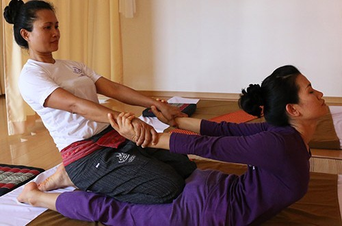 Formations au massage thaï